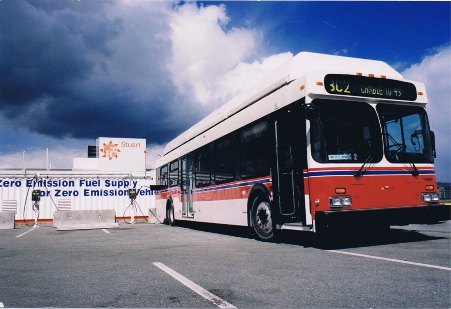Bus Fueler - Case Study Two