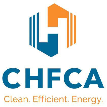 CHFCA Logo for Hydrogen Optimized Associations Green Hydrogen Energy at Scale