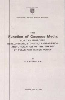 A picture of hydro electric power commission of ontario document