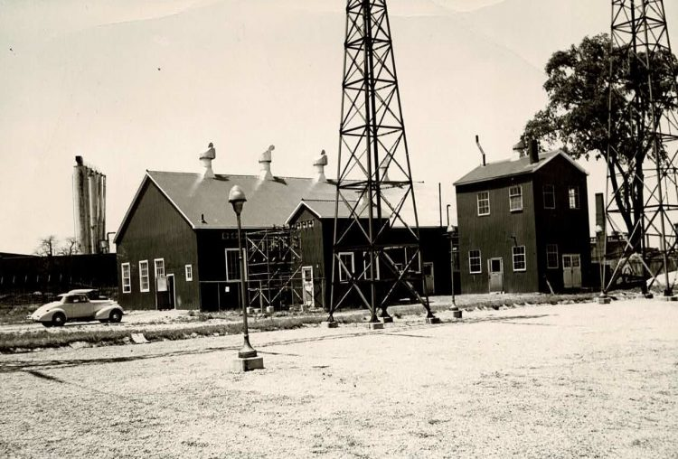A picture of the Leeside Facility