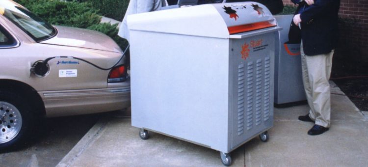 A picture of a Hydrogen Fuel Appliance Concept